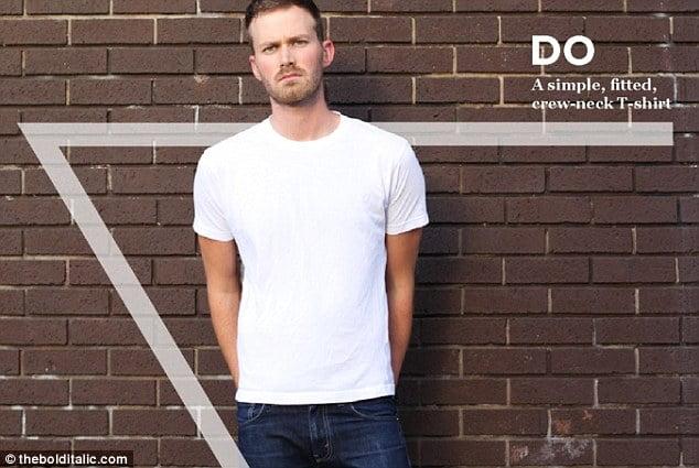wear-a-plain-white-crew-neck-t-shirt