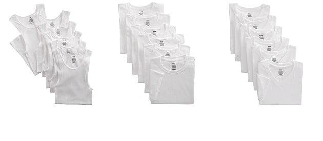 gildan platinum undershirt