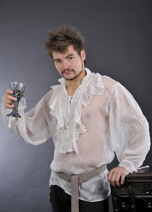how to make transparent white