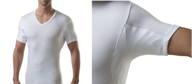 Thompson Tee Launches Bamboo Sweat-Through Proof Fitted Undershirt