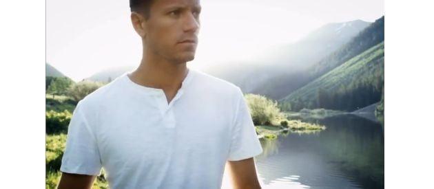 What Short Sleeve Henley T-Shirt Was Gregory Buntain Wearing in Belstaff Video?
