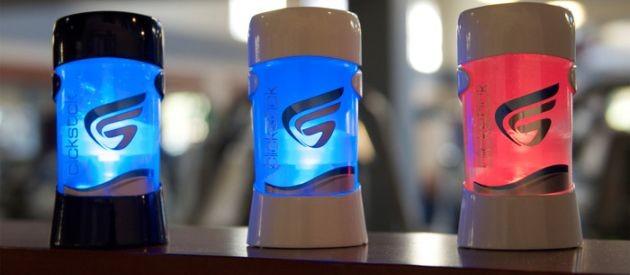 ClickStick Eco-Friendly Electric Antiperspirant Applicator (Kickstarter)