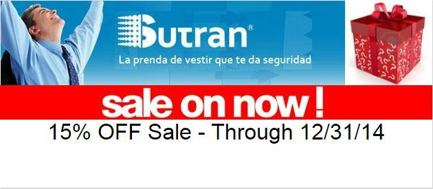 Sutran Offering 15% OFF Through 12/31