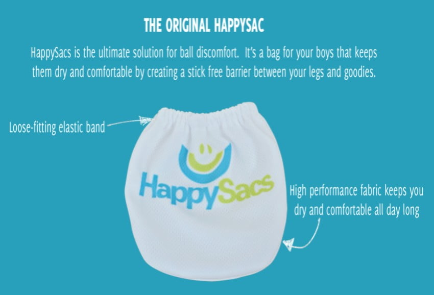happysacs overview of features
