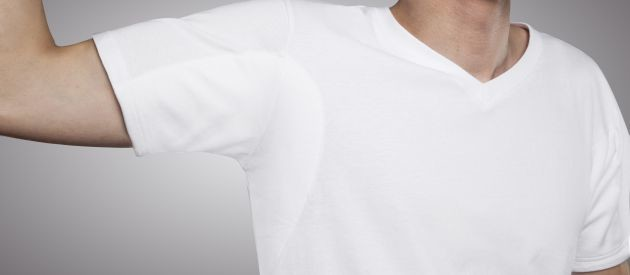 SweatyMan Undershirt for Underarm Sweating (Quick Review)