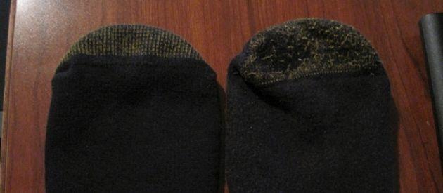 Gold Toe Socks Quality Complaint