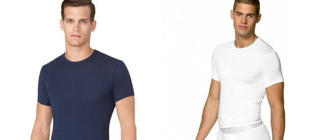 Calvin Klein MicroModal Undershirts 50% Off At Macys