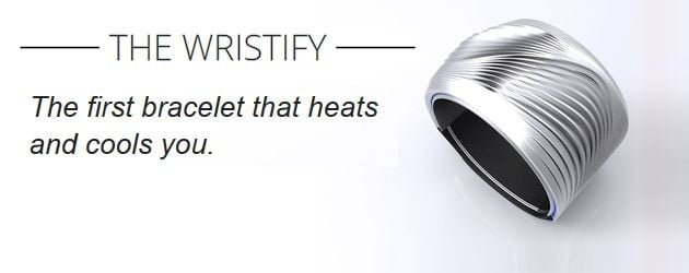 How To Stay Cool In Summer or Warm In Winter With Wristify