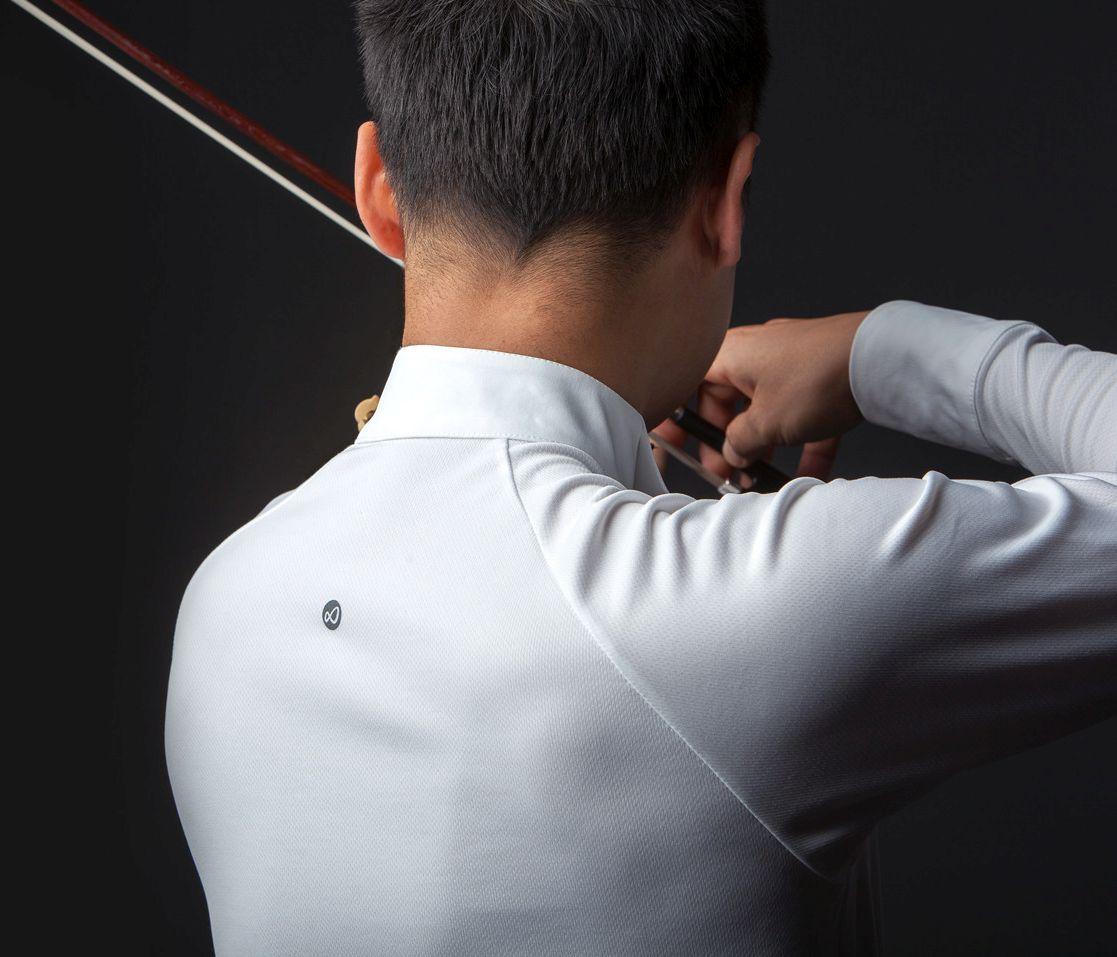 coregami-comfortable-4-way-stretch-tuxeo-shirt-back