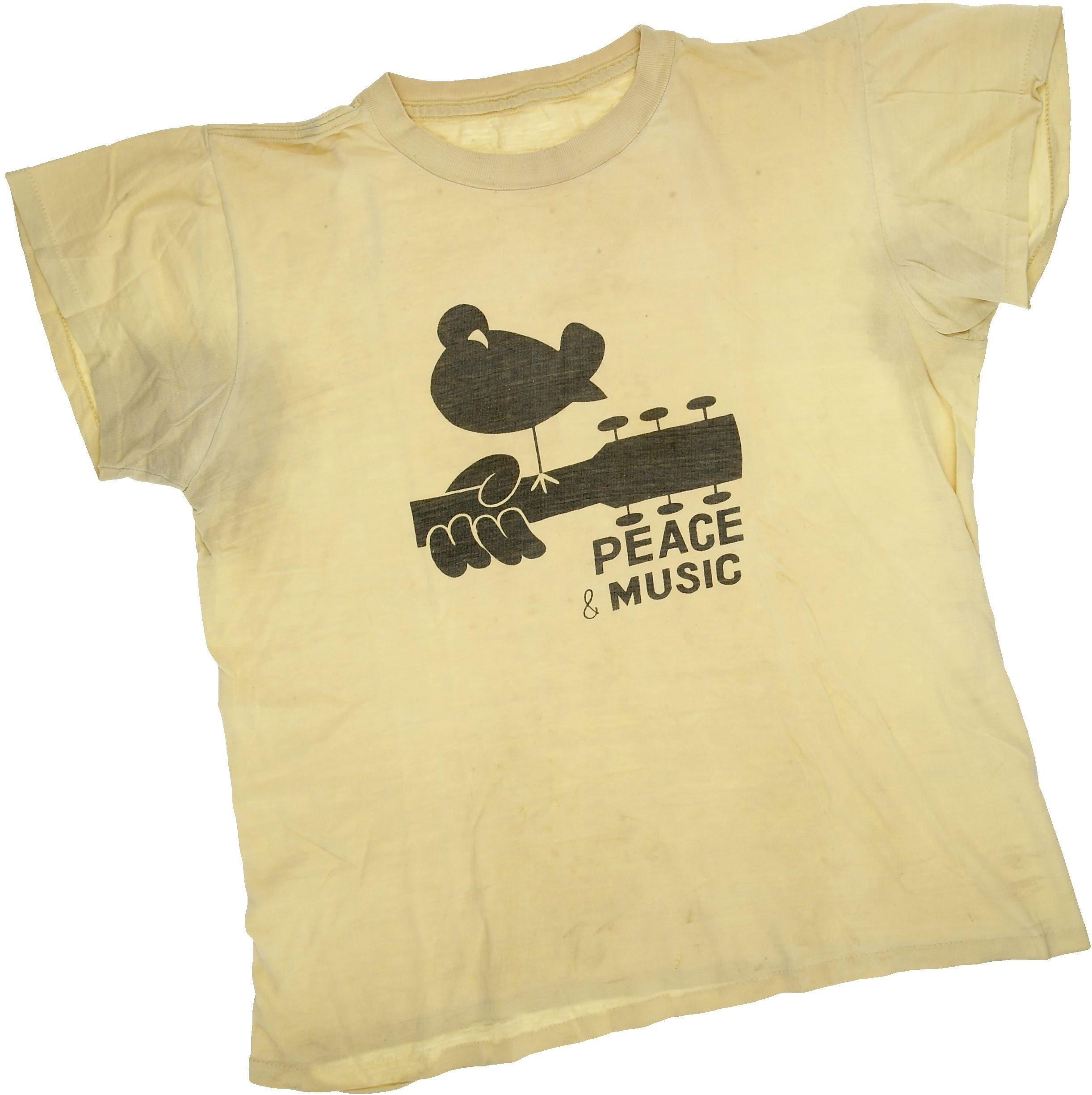 graham nash woodstock t-shirt