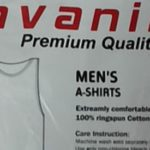 75 Cent Ribbed Tank Tops (A-Shirts). Buy Wholesale