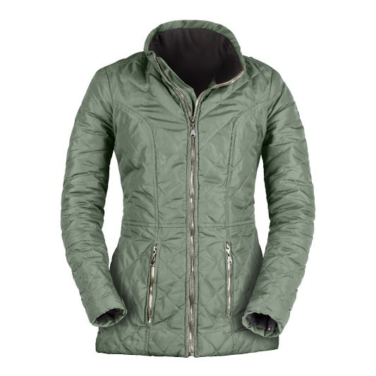 ThermalTech-Solar-Warming-Jacket-Green Front