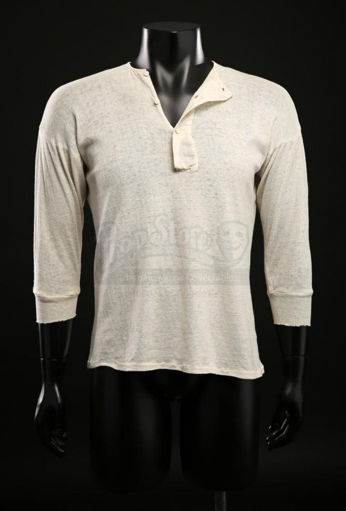 Linen T Shirt Mens
