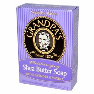 Granpa's Shea Butter Soap