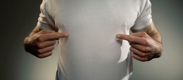 The #1 Way To Hide Man Boobs (Gynecomastia)