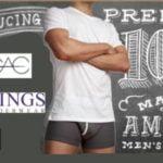 20+ Made in USA Men's Underwear Brands