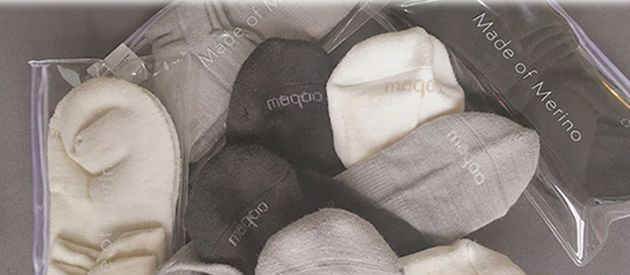 Maqoo Merino Wool Socks (Kickstarter)