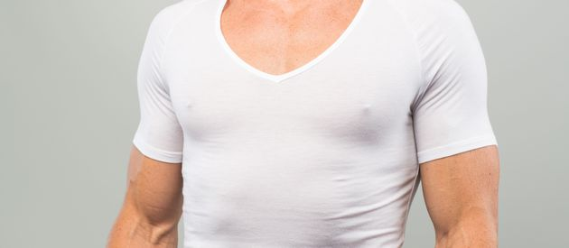 Undershirts With No-Bunch Sleeves
