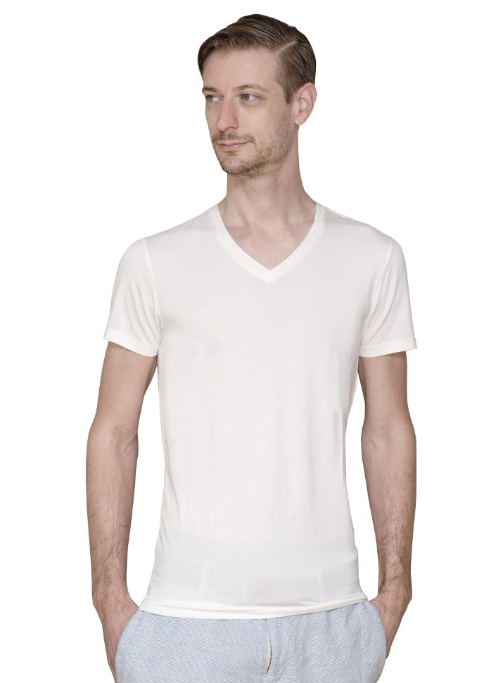 Undershirts for tall skinny men undershirt guy blog for Womens tall v neck t shirts