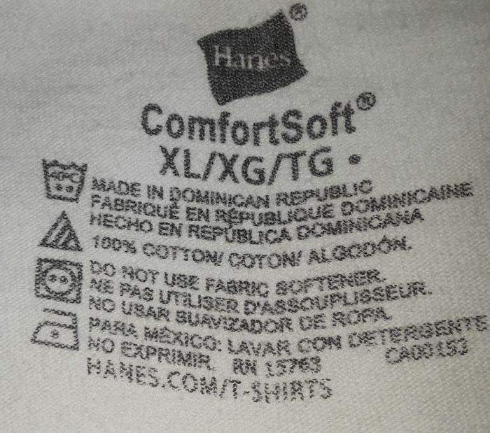 hanes undershirts