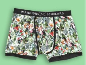 Warriors & Scholars new men's underwear