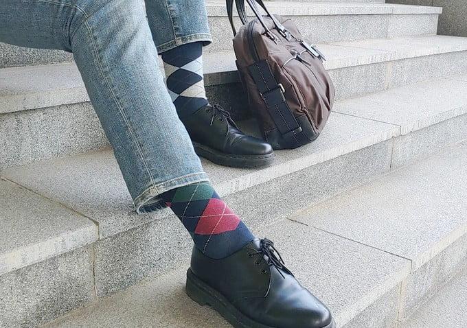 The Socks 1513 offers Copper Socks