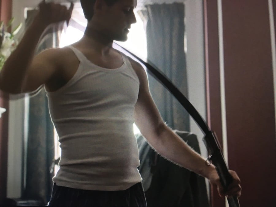 The Man in the High Castle: Tank Top worn by Joe Blake (Luke Kleintank)