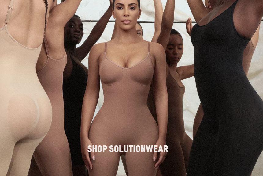SKIMS Shapewear by Kim Kardashian