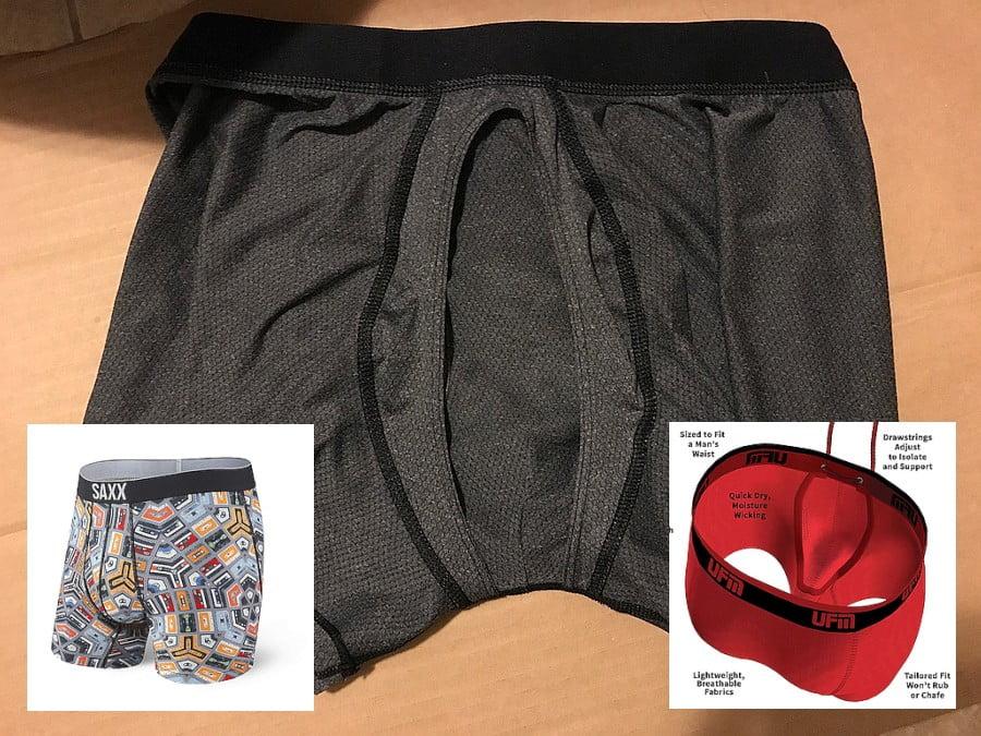 Pouch Underwear Reviews: Saxx, UFM, Duluth Bullpen