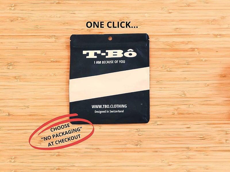 T-Bo Packaging Free option
