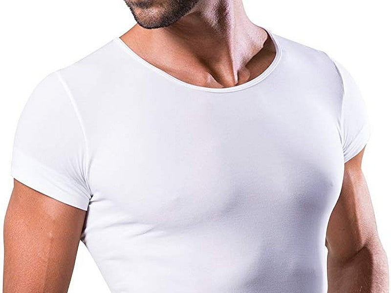 Tubular Undershirt without side seams