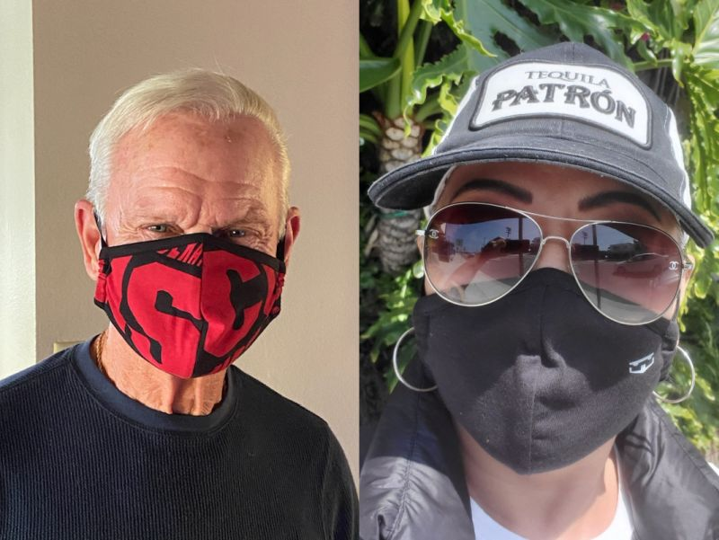 Fabric Face Masks | Face Covers for sale