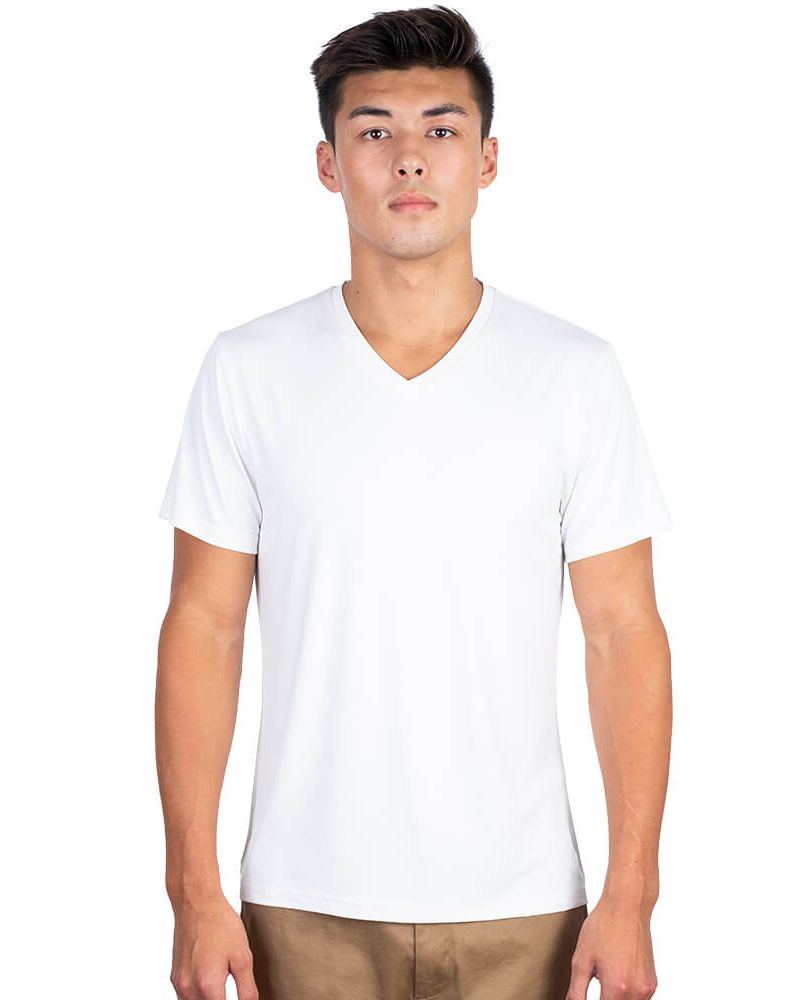 Mr. Davis Everyday v-neck t-shirt. On Clearance.