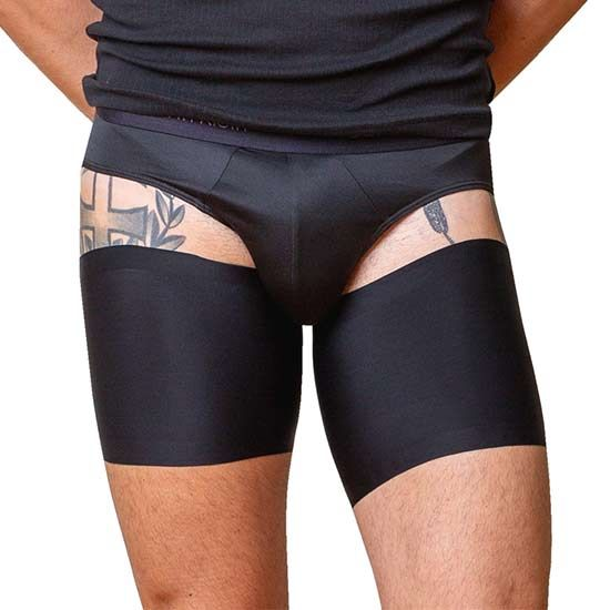 Anti-chafing thigh bands for men