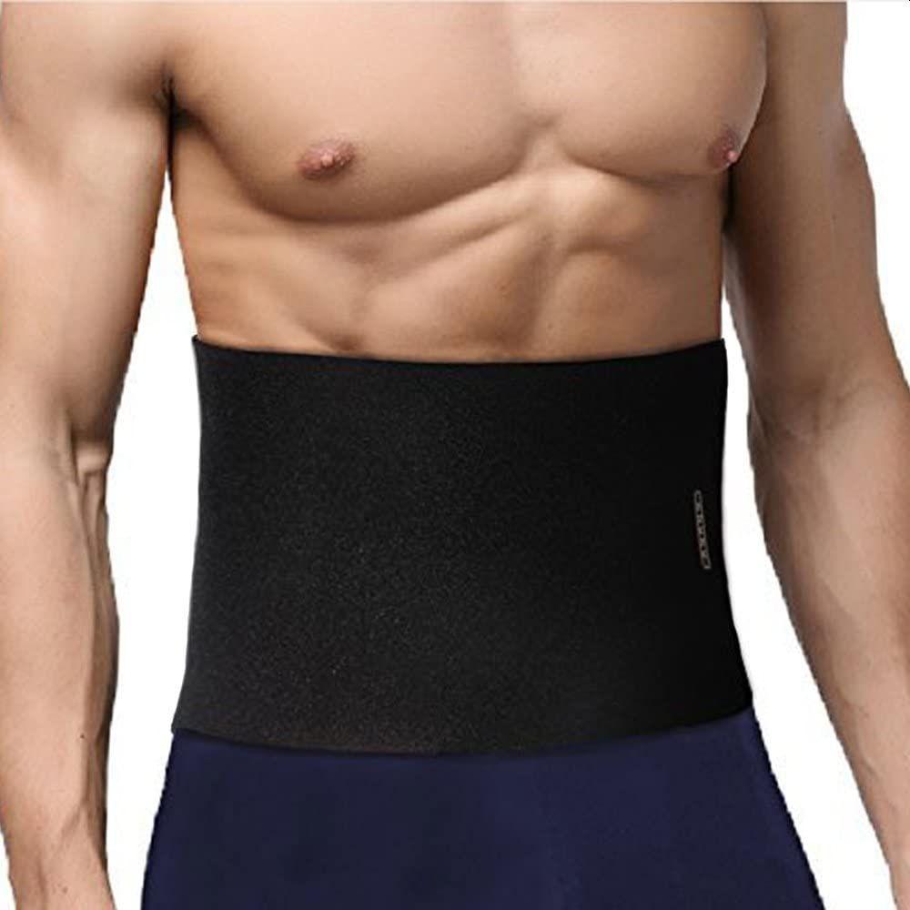 Neoprene waist slimming belt