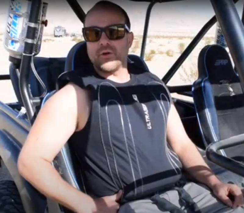 Ultra Chiller Cooling Vest
