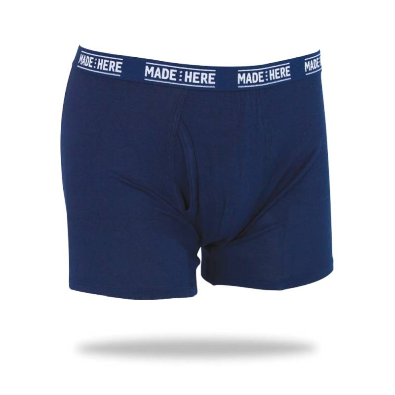 Made Here men's boxer briefs