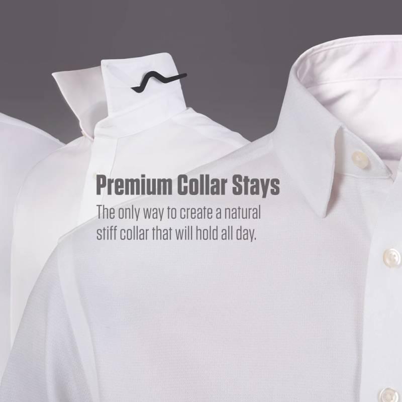 Wingman premium collar stays