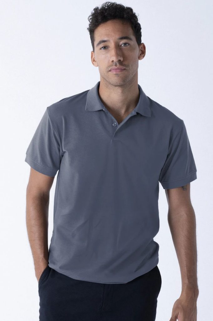 Neat Apparel Polo: No sweat patches