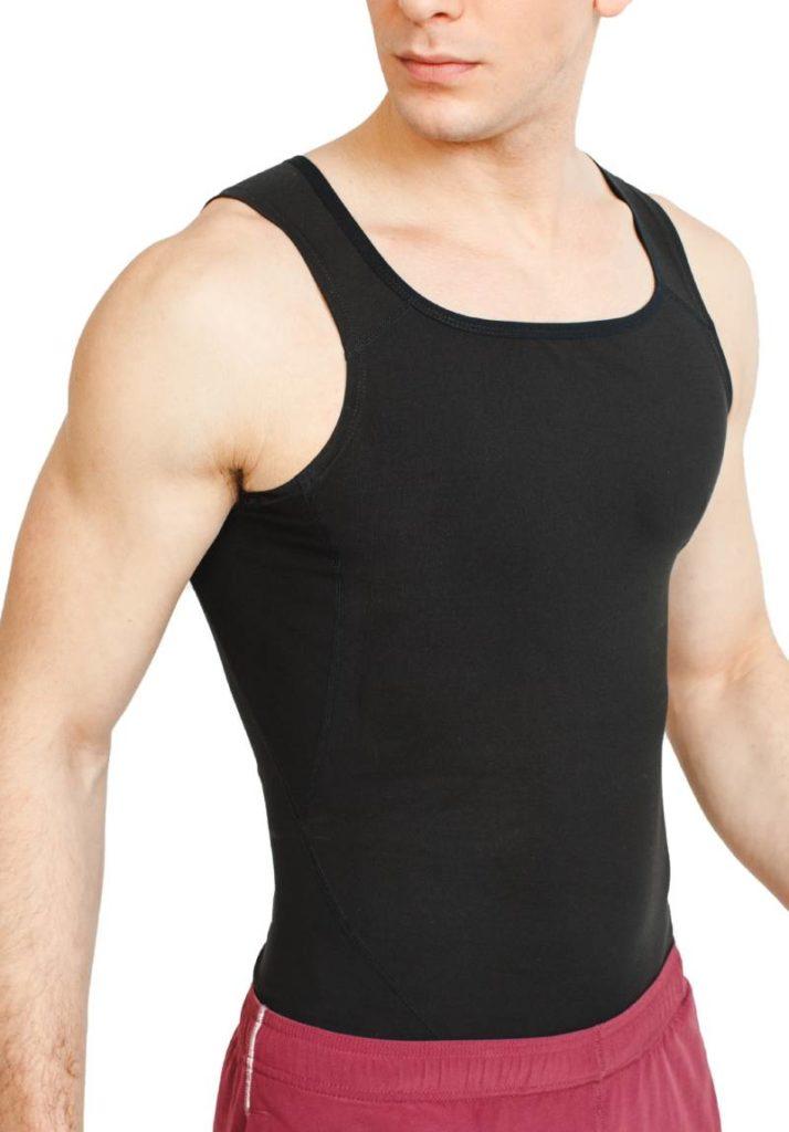 sweat shaper mens tank top