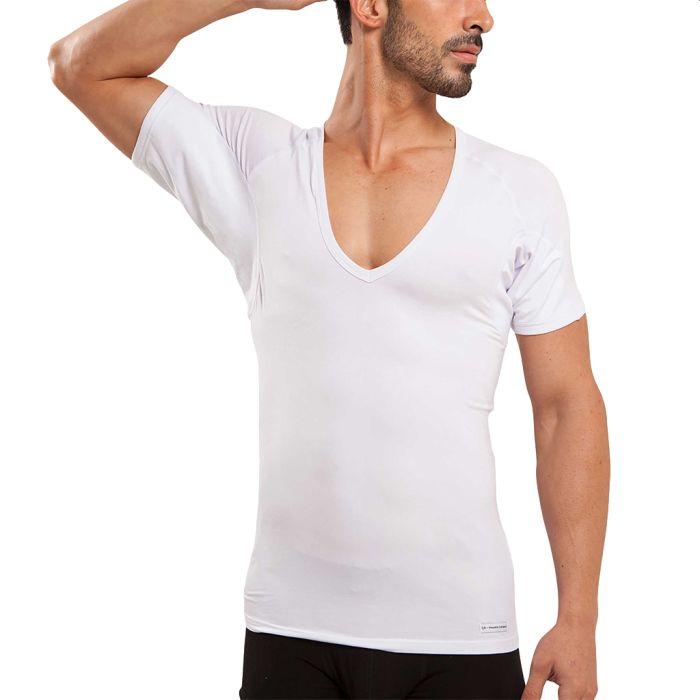 Ejis deep v-neck undershirt