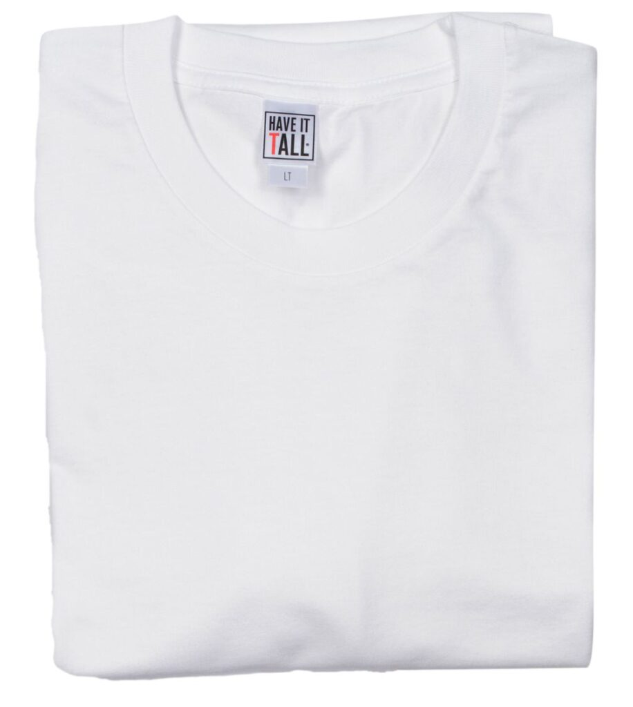Have It Tall Tight Neck T-shirt