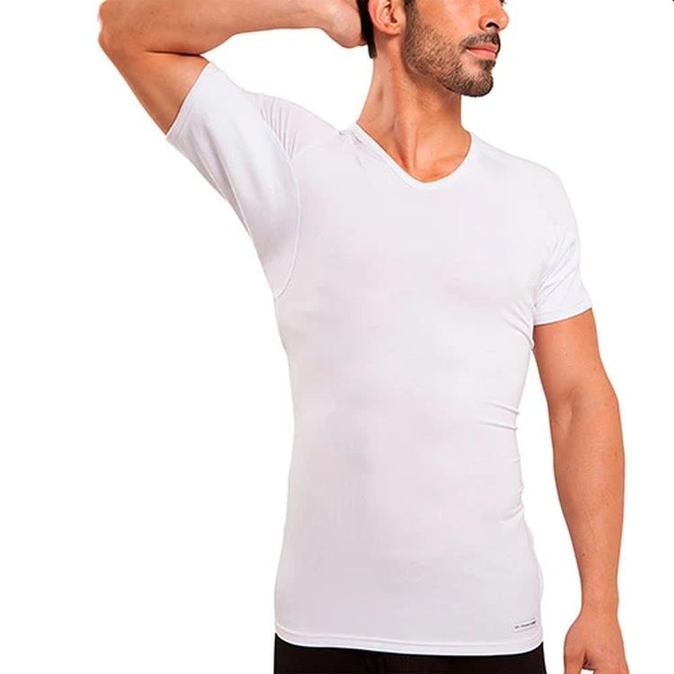 ejis white v-neck undershirt