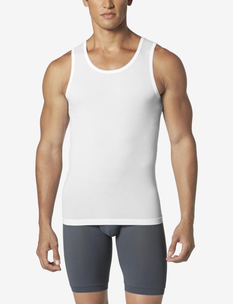 tommy john white tank top undershirt